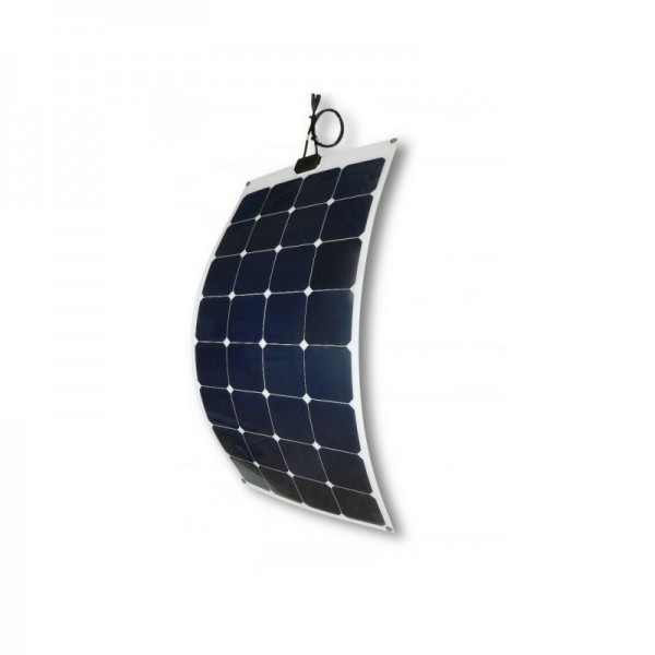 Solarmodule 160Wp - 12V Monokristalline Semiflexible