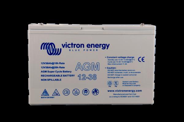 Victron Energy 12V / 60Ah AGM Tiefzyklus Batterie