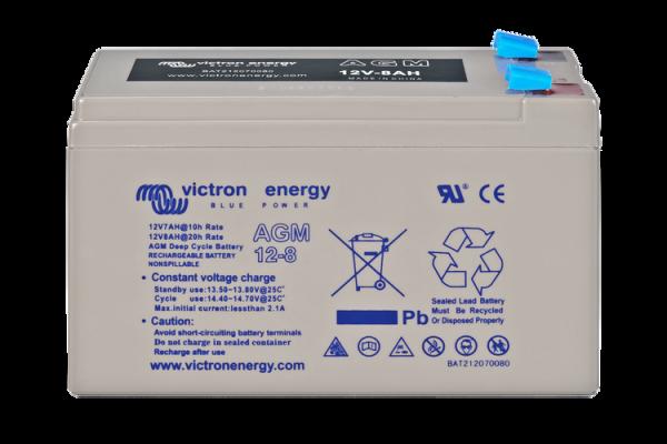 Victron Energy 12V / 8Ah AGM Tiefzyklus Batterie