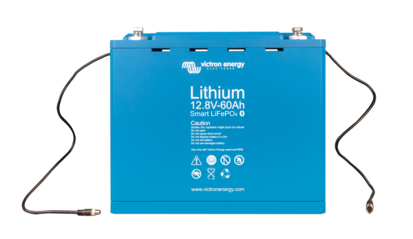 Lithiumbatterie 12,8V 60Ah LiFePO4 Smart - Victron Energy