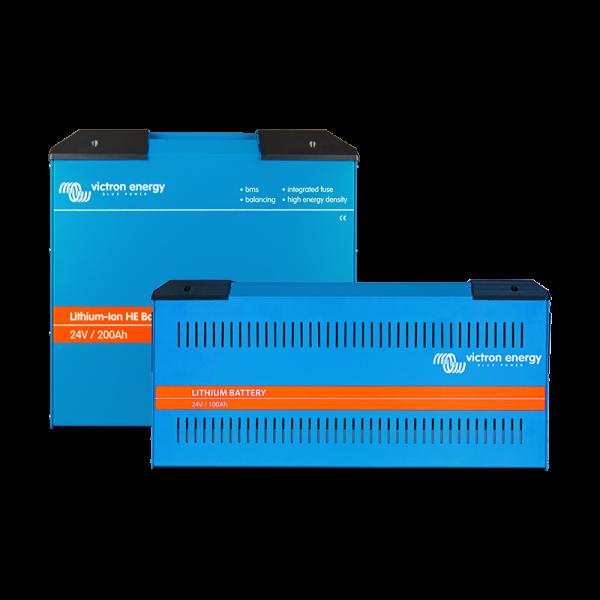 Lithium LiFePO4 24V 180Ah 4,75kWh - Victron Energy